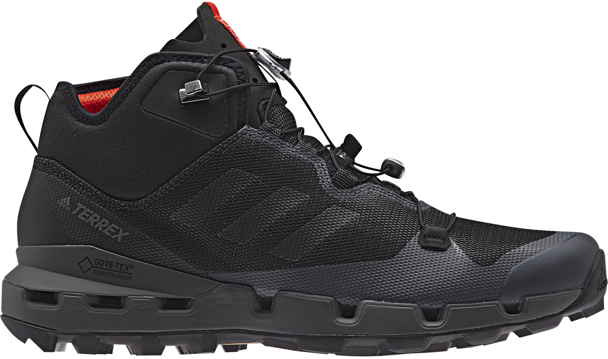 8f14464ef05 adidas TERREX Fast Mid GTX-Surround - Calzado Hombre - negro